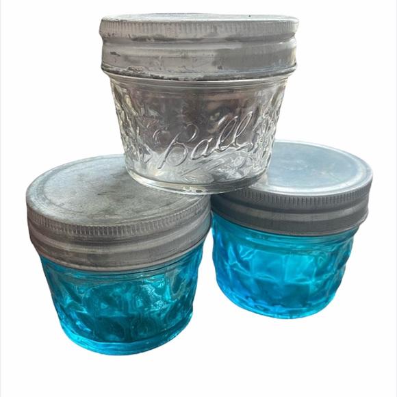 🆕 Set of 3 Jars